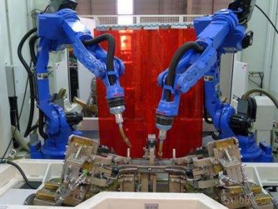 机器人集成应用---焊接