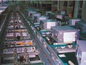 微波炉变速链自动化流水线
