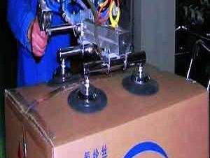 纸箱类工件机械抓手