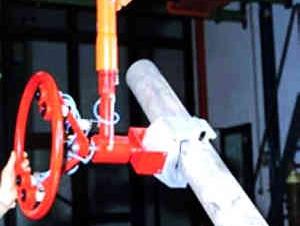 轴类零件机械抓手