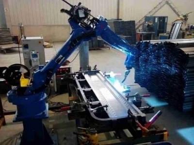 机器人焊接系统集成应用