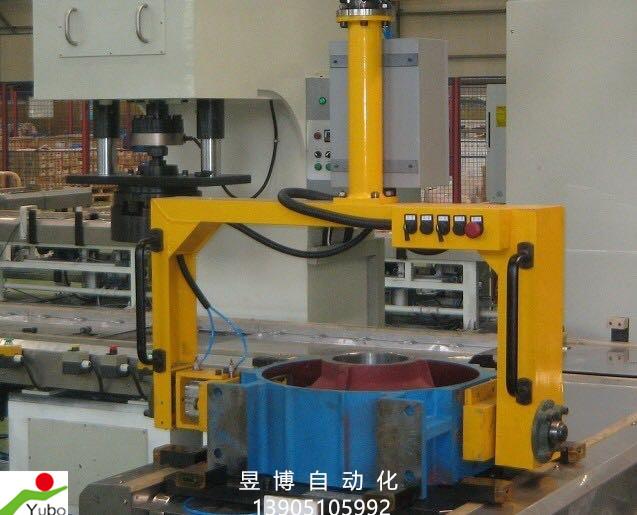 轴承加工装配机械手