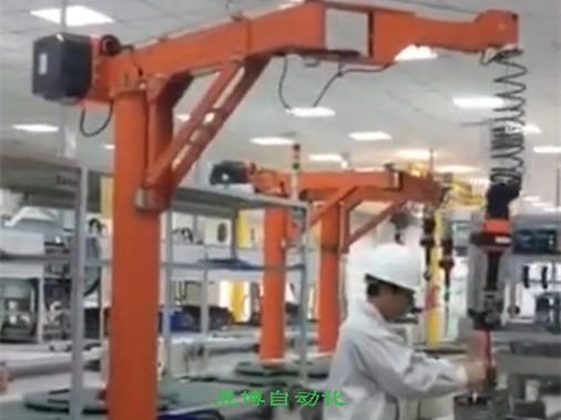 军工生产用助力机械手