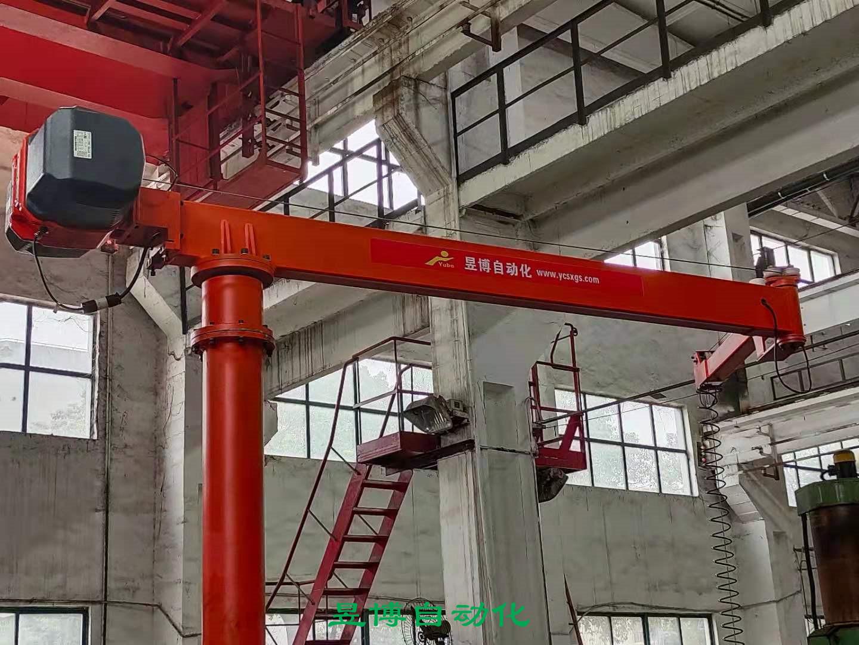 装甲车辆生产用助力机械手
