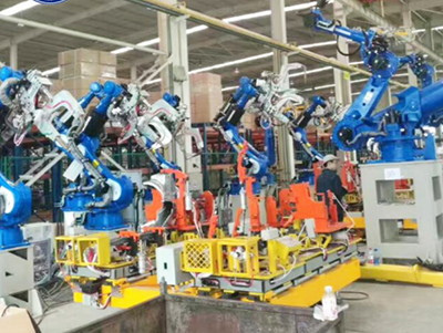 多功能机器人的集成应用
