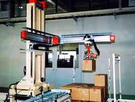 箱体搬运非标自动化设备