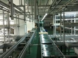 安徽小家电自动化流水线