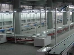 饮水机组装自动化流水线