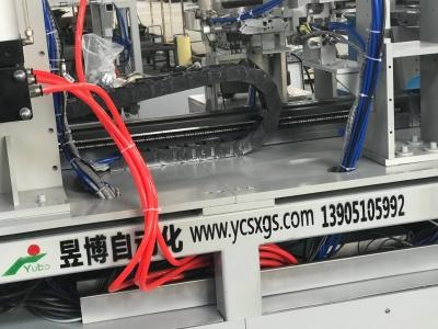 上海汽车空调上水室装配专机