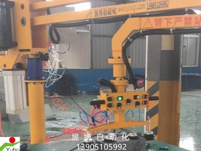 搬运长方型铸件智能助力机械手