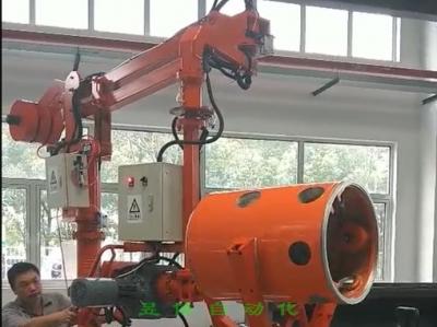广西潜航器生产用助力机械手