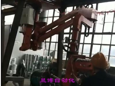 广西铸造用助力机械手
