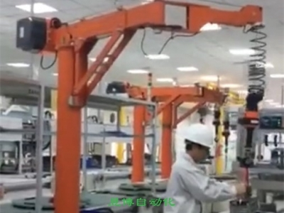 湖北军工生产用助力机械手