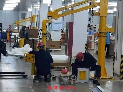 光伏材料生产用助力机械手
